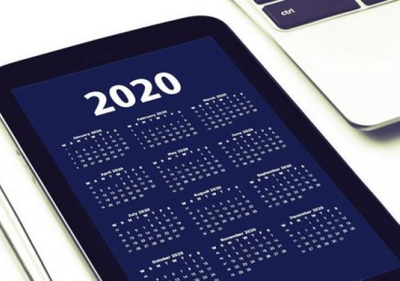Calendrier Deb 2021 Calendrier 2020 du dépôt des DEB et DES | Portail de la Direction